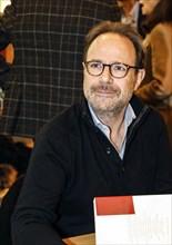 Marc Lévy, Salon du livre de Paris 2015