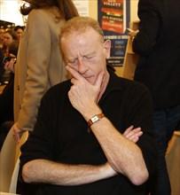 Jean Teulé, Salon du livre de Paris 2015