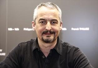 Gilles Legardinier, Salon du livre de Paris 2015