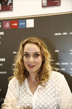 Elise Tielrooy, Salon du livre de Paris 2015