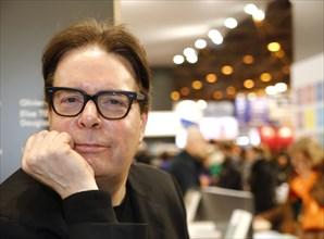 Douglas Kennedy, Salon du livre de Paris 2015