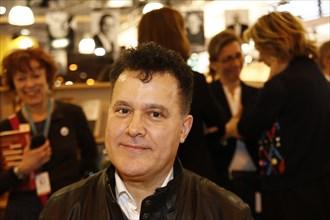Fouad Laroui, Salon du livre de Paris 2015