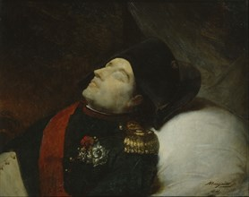 Mauzaisse, Napoléon sur son lit de mort