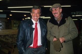 Jean-Paul Belmondo, Jean-Pierre Marielle