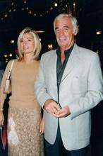 Jean-Paul Belmondo et Natty
