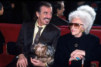 Jean-Paul Belmondo et sa mère