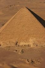 Egypt from above - Dahshur