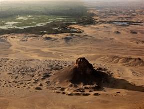Pyramide de Hawara (Egypte)