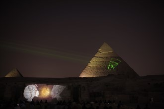 Cairo, Giza, son et lumiere