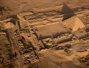 Egypt from above - Saqqarah