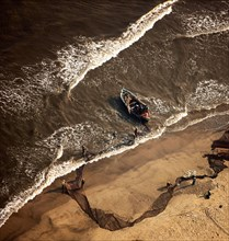 Pêcheurs du delta du Nil