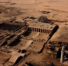 Abydos, temple de Séthi 1er