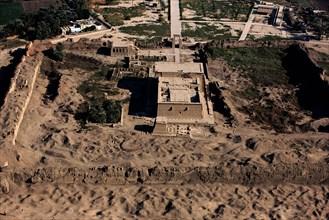 Dendera, temple d'Hathor