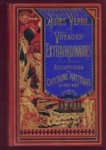Jules Verne  Les Aventures du Capitaine Hatteras au Pôle nord