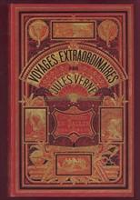 Jules Verne - Cinq Semaines en Ballon Voyage au Centre de la Terre
