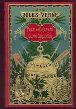 Jules Verne  Face au drapeau Clovis Dardentor