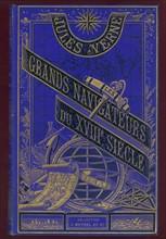 Jules Verne  Les Grands Navigateurs du XVIIIe siècle