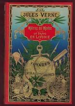 Jules Verne  Maitres du Monde