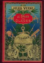 Jules Verne  Le Sphinx des Glaces