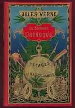 Jules Verne  Le Superbe Orénoque