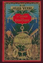 Jules Verne  Le Testament d'un Excentrique