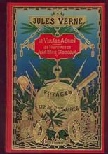 Jules Verne  Le Village Aérien Les Histoires de Jean-Marie Cabidouun
