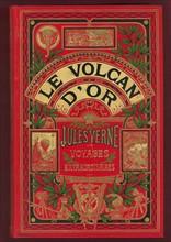 Jules Verne   Le Volcan d'Or