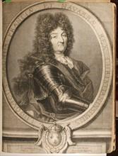 (d'après) Rigaud, Louis XIV