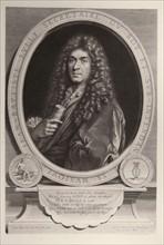 Roullet, (d'après) Mignard, Jean-Baptiste Lully