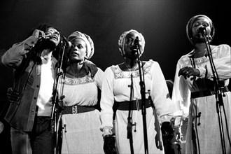 Bob Marley et les I Three, 1977