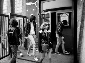 Les Ramones, 1978