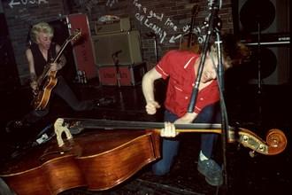 The Stray Cats, 1981