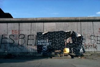 Le Mur de Berlin, 1984