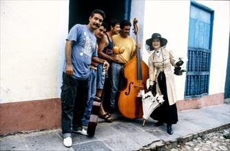 Marié-José Nat, 1996