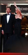 Johnny Hallyday & Laeticia Hallyday
