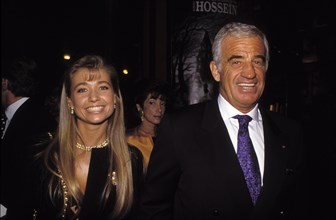 """10/10/1994. PARIS: SOIREE """"MOET ET CHANDON""""         APRES """"LA NUIT DU CRIME"""", D R.HOSSEIN"""