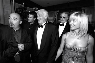 05/14/2001. 54th Cannes Festival: Backstage