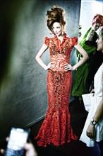 Défilé Jean-Paul Gaultier, haute couture janvier 2012