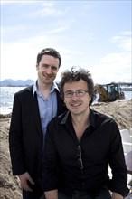 Denis Pineau-Valencienne et François Kraus, 2010