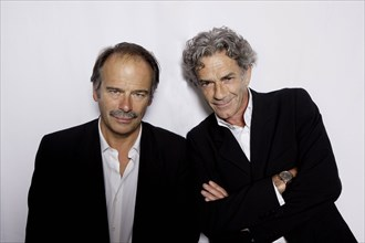 Jean-Pierre Lavoignat and Michel Rebichon, 2010