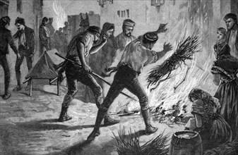 Cholera in granada