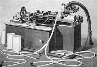 Phonograph by thomas alva edison