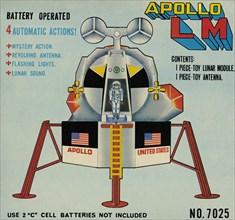 Apollo L-M (Lunar Module) 1950