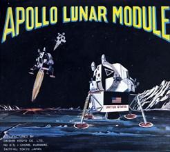 Apollo Lunar Module 1950