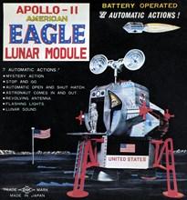 Apollo-11 American Eagle Lunar Module 1950