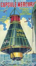Capsule Mercury 1950