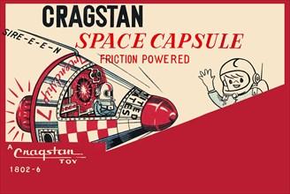 Cragstan Space Capsule 1950