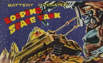Looping Space Tank 1950