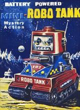 Mini-Robo Tank 1950