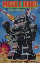 Missile Robot 1950